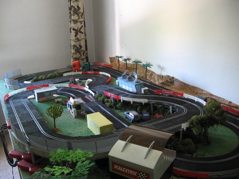 Circuito de velocidad